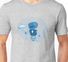 Robot butler Unisex T-Shirt