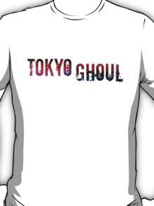 Anime: TOKYO GHOUL - logo T-Shirt