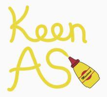 Keen As Mustard by Decibel Clothing One Piece - Short Sleeve