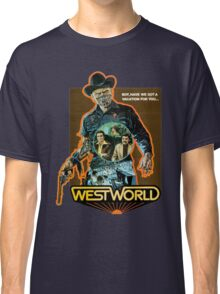 West World Premium Merchandise Classic T-Shirt