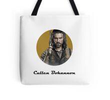 Cullen Bohannon Tote Bag