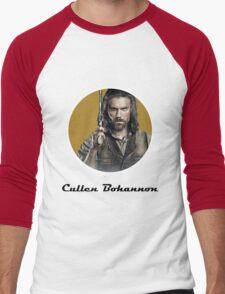 Cullen Bohannon Men's Baseball ¾ T-Shirt