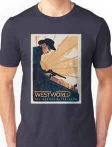 WEST WORLD Gifts and Merchandise Unisex T-Shirt