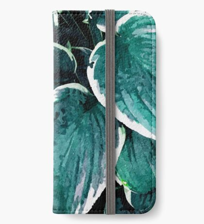 *Sacred Edge* #redbubble iPhone Wallet