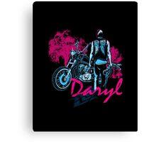 Daryl Drive Canvas Print