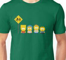 The Simpsons / South Park Unisex T-Shirt