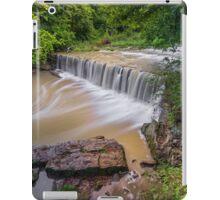 Indiana's Anderson Falls iPad Case/Skin