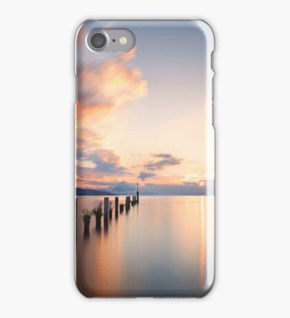 Solitary awakening iPhone Case/Skin
