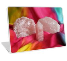Crystals: Rose Quartz Laptop Skin
