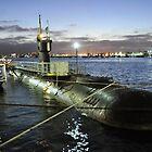 USS Dolphin by Bob Moore