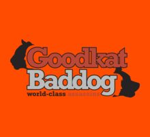 Goodkat & Baddog (Lucky Number Slevin) Kids Clothes