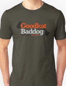 Goodkat & Baddog (Lucky Number Slevin) T-Shirt