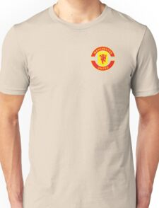 Manchester United Smooth Unisex T-Shirt