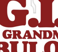 TGIF this grandma Sticker