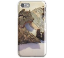 Dad (Wolf) iPhone Case/Skin