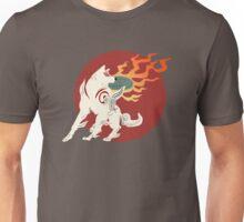 Amaterasu Minimalism Unisex T-Shirt