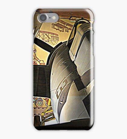 Fly Navy-Wildcat iPhone Case/Skin