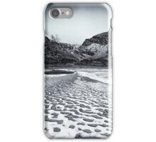 Snow patches iPhone Case/Skin