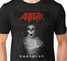 anthrax mad house Unisex T-Shirt