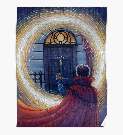 Sherlock Strange Poster