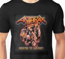 anthrax mad fight em till u cant Unisex T-Shirt
