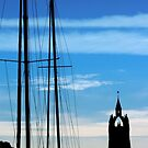 Masts and Towers by Lynn Bolt