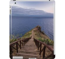 Lonely Path to the Seacoast - Travel Photograhy iPad Case/Skin