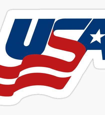 USA Hockey Olympics Team Sticker