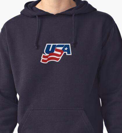 USA Hockey Olympics Team Pullover Hoodie