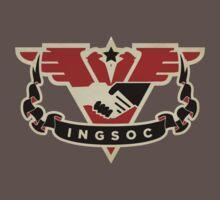 1984 INGSOC Emblem by LibertyManiacs