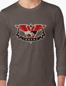 1984 INGSOC Emblem Long Sleeve T-Shirt