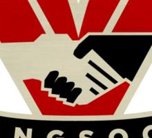 1984 INGSOC Emblem Sticker