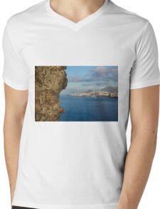 Hungry Rock - Travel Photography Mens V-Neck T-Shirt