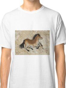 Cave Art Horse - Cheval No.2 Classic T-Shirt