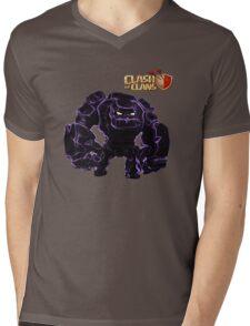 golem coc Mens V-Neck T-Shirt