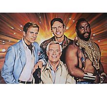 The A Team fanart Photographic Print
