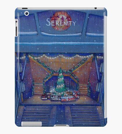 Firefly Christmas on Serenity iPad Case/Skin