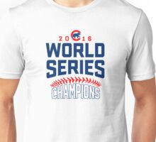 chicago clubs world champions  Unisex T-Shirt