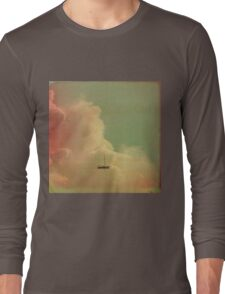 Once Upon a Time a Little Boat Long Sleeve T-Shirt