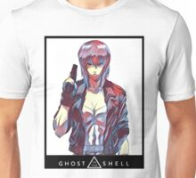 The Major (Ghost in the Shell) Unisex T-Shirt