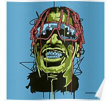 Slime Yachty Poster