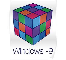 Windows -9 Poster