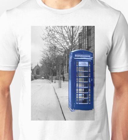 Dr. Who Walks Away Unisex T-Shirt