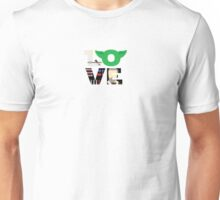 Star Wars Love Typography Unisex T-Shirt