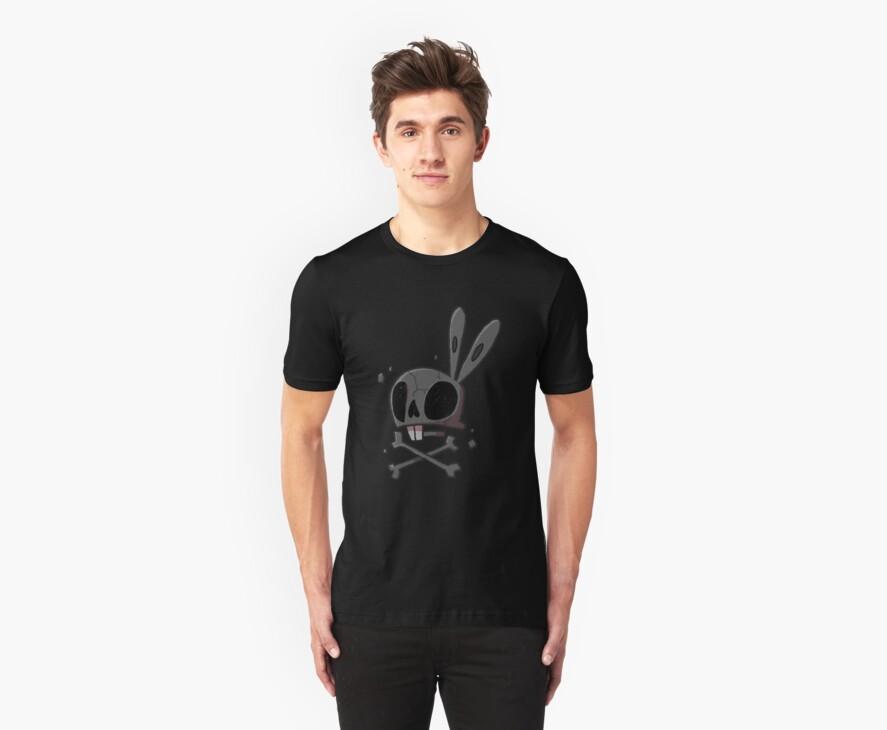 Bunny - Skull by JimHiro