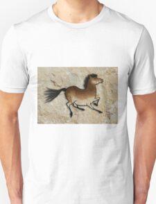 Cave Art Horse - Cheval No.4 Unisex T-Shirt