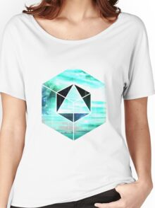 The Geometry of Space. Women's Relaxed Fit T-Shirt