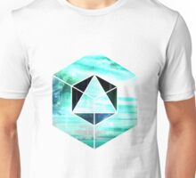 The Geometry of Space. Unisex T-Shirt