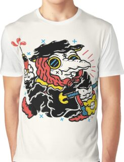 Cough Graphic T-Shirt