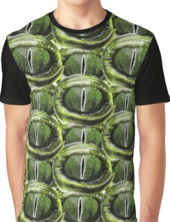 reptile eye Graphic T-Shirt